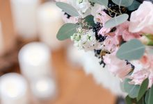 Fireplace Wedding by Keira Floral