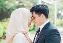 Sham & Shidah The Post Wedding by The Vanilla Project