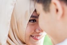 Sham & Shidah The Post Wedding by The Vanilla Project