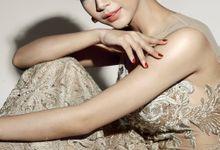 Golden Queen by Natasha Clara Professional Makeup Artist