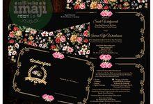 Cetak Undangan Rp. 3500 an Hp.082232296545 by imaji studio