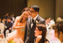 Wedding - Steven & Jasmine by aMusephotographer