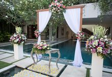 Kylie Wedding by Nyaman Villas
