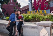Tim & Alana Pre-Wedding by Steven Leong Photography