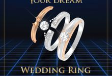 DESIGN YOUR OWN WEDDING RING by Adelle Jewellery