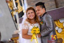 Wedding Tiffany and Leomar by Square Light Studio