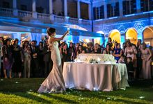 Wedding in Italy by Michela Zucchini & Photo Art Studio
