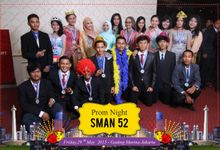 PROM NIGHT SMAN 52 JAKARTA by Funtaspict Photobooth