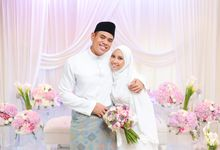 Solemnization Zafran & Liyana by Sheikhafez Photography