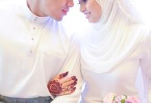 Solemnization Zafran & Liyana by Sheikhafez Photography