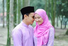 Fadzil & Shakira by Sheikhafez Photography