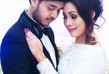 Reception Razif & Sonya by Sheikhafez Photography