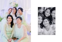 THE SOLEMNIZATION CEREMONY OF SALINA & HAZERIL by WSVS