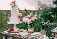 Rustic meets style by Winifred Kristé Cake