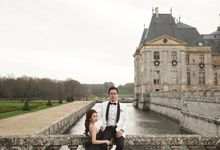 Monita & Steven Prewedding by Philip Formalwear