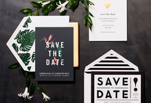 Save the Date invitations by Paperless Post