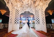 Wedding of Steven Kwik & Eliza Tanadi by THE PRIME Event Planner