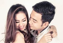 PREWEDDING MARETA & ALDHILA by Idelight Creative