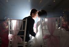 the wedding of arvine & fara by Pixel Event Designer