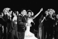 Wedding of Steven and Christine by Albert Wirawan by Lighthouse Photography