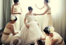 Wedding Kenny Bong & Essy Widjaya by STILETTO PAGAR AYU