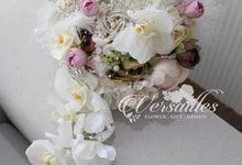 Wedding Bouquet Artificial Flower by Versailles