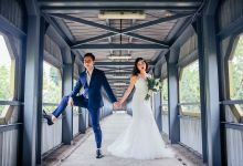 Industrial Chic Pre-wedding Shoot in Singapore by SideXSide Pictures