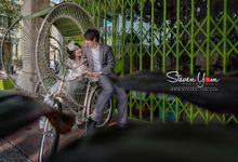 Pre Wedding & Couple Portraiture by Steven Yam Photography