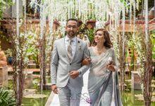 Sabrina & Zoheb wedding at Upni Duniya villas by BLISS Events & Weddings Thailand