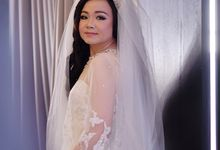 Andrew & Vina Wedding by Sisca Zh