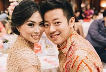 Arif & Mega Engagement Ceremony by Sisca Zh