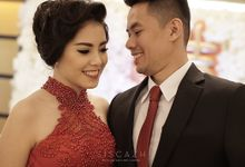 IRENE & ELBERT – ENGAGEMENT CEREMONY by Sisca Zh