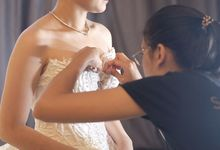 Devin & Christine Wedding Day by Sisca Zh