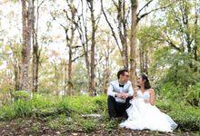 prewedding Richard and Jelia by Florencia Augustine