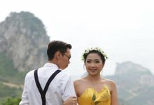 Prewedding Richard and Jelia by Florencia Augustine