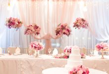 Romantic Wedding by Honour and Blessing Events