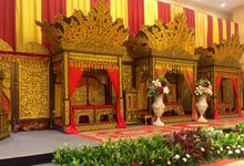 The Wedding of Mia Audia Sari & Panji Achmad by Hotel Santika Premiere Bintaro