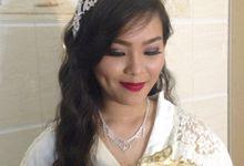 Glamour vintage elegant Wedding by Hannah Sherly