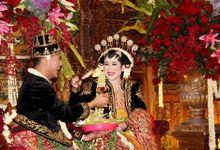 Pernikahan Arsie dan Dian dalam balutan Jawa Klasik by ASASTA the wedding assistant