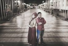 Prewedding Night by Angga Oktavian Photography