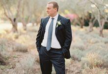 Santa Barbara Ranch Wedding by Mirelle Carmichael