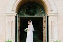 Santa Barbara Ranch Wedding by Mirelle Carmichael