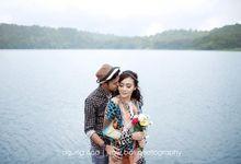 Postwedding Azaria & Amiruddin by Jiraw Bali Photography