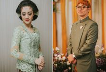 Sampoerna Strategic Wedding - Amitya & Abhi by Antijitters Photo