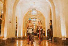Sampoerna Strategic Wedding - Amitya & Abhi by Antijitters Photo