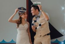 Wedding of Clive and Yvonne by Rosette Designs & Co
