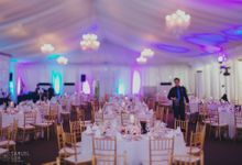 Wedding of Derek & Fiona by Rosette Designs & Co