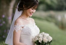 SamuelYuZhuang Actual Wedding Day by Vive Lamour Studio