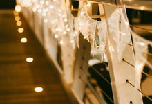 Great Gatsby Glam for Ray and June by MerryLove Weddings