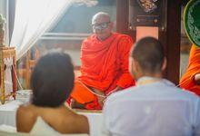 Thai & Western Wedding by Dream Asia Weddings